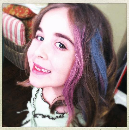 Hair Chalk Splat Beauty Review