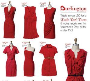 Burlington Coat Factory Dresses
