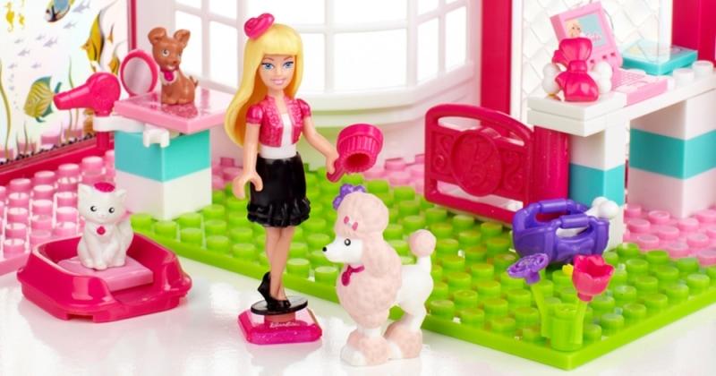 ENTER TO WIN: Mega Bloks® Barbie® Build 'n Style Pet Shop