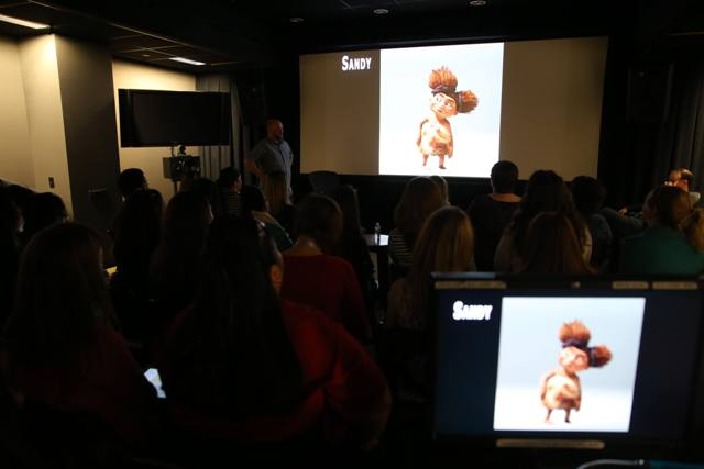 The Croods Animation