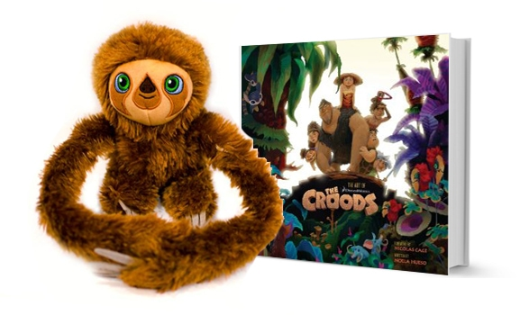 Croods-Book-Plush