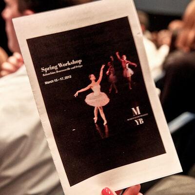 Manhattan Youth Ballet and Manhattan Movement & Arts Center performance