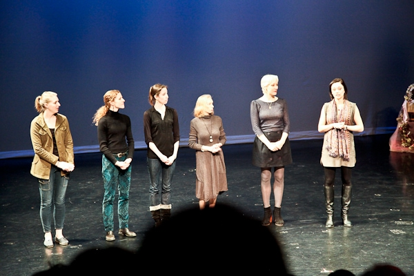 Manhattan Youth Ballet and Manhattan Movement & Arts Center teachers