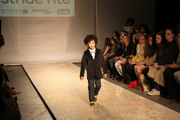 petitePARADE Stride Rite Fashion Show