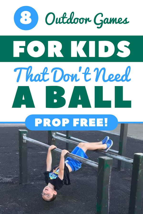 8 Outdoor Game Ideas That Don't Need A Ball