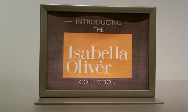 Isabella Oliver preview