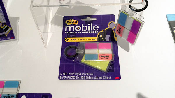 Post-It Party Go Mobile