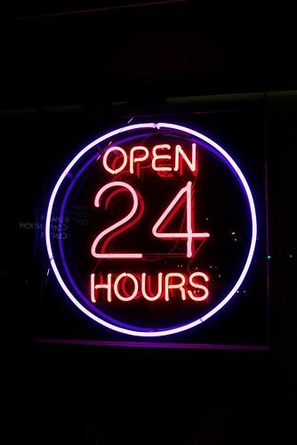3807080407_83604312c7 open 24 hrs