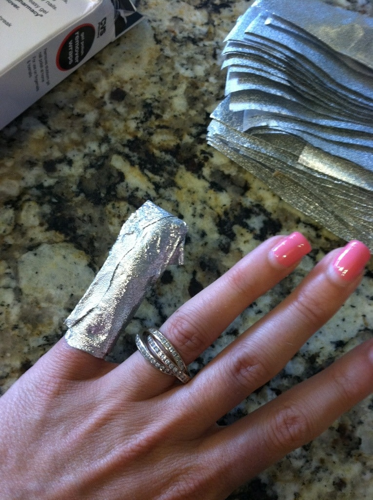CVS Gel Polish Remover Wraps: An Easy Way To Get Rid Of A Gel ...