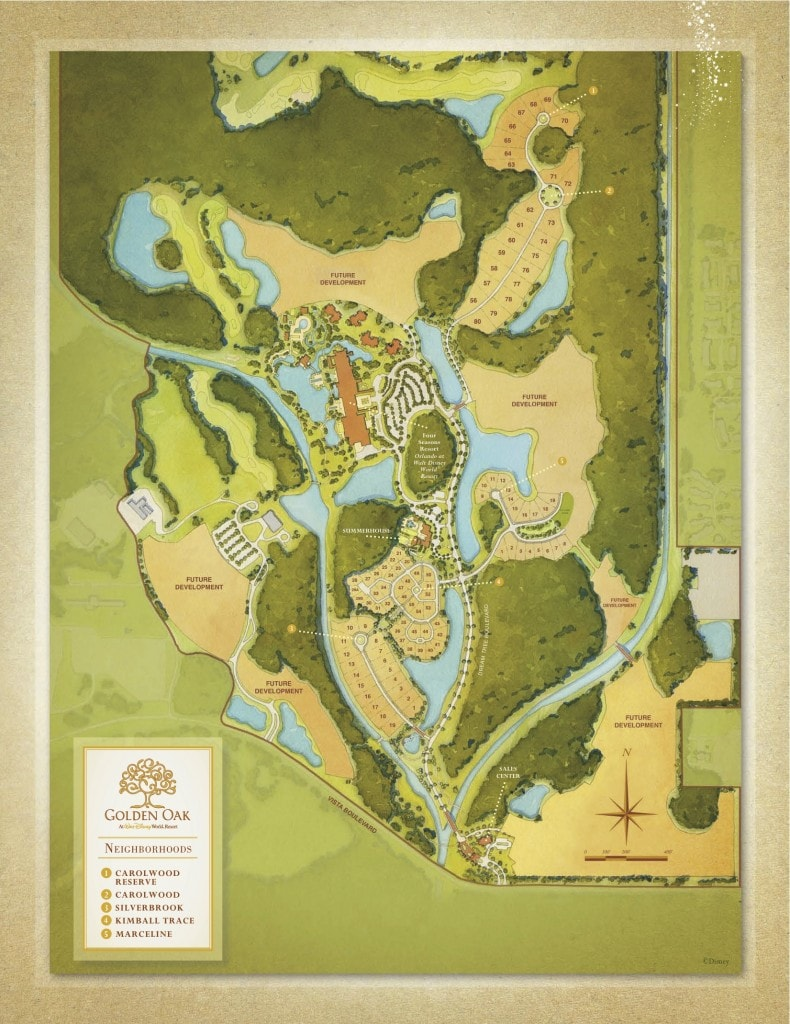 Disney's Golden Oak Community: Become A Resident And Own A Piece Of The Magic
