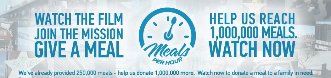 Toyota's Meals Per Hour