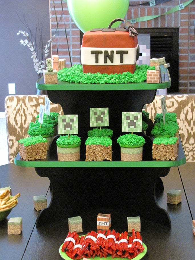 5 Minecraft Birthday Party Ideas That Will Blow Your Mind Away... With TNT