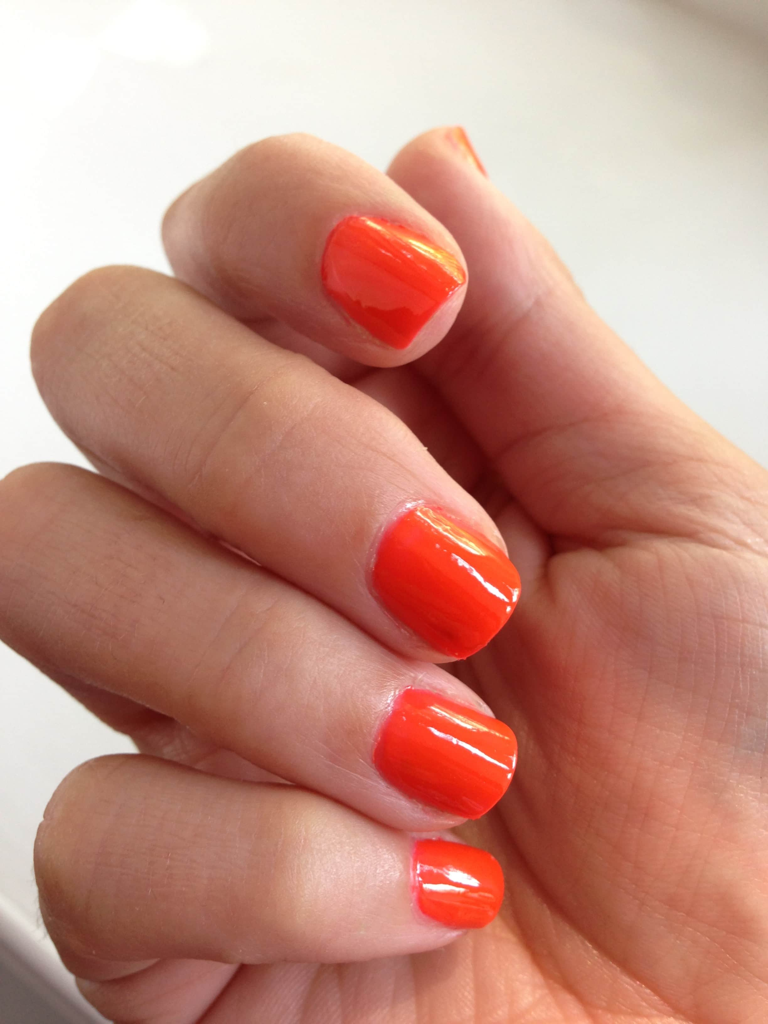 Perfect Nail Polish Color For The Summer: Saturday Disco Fever From ...