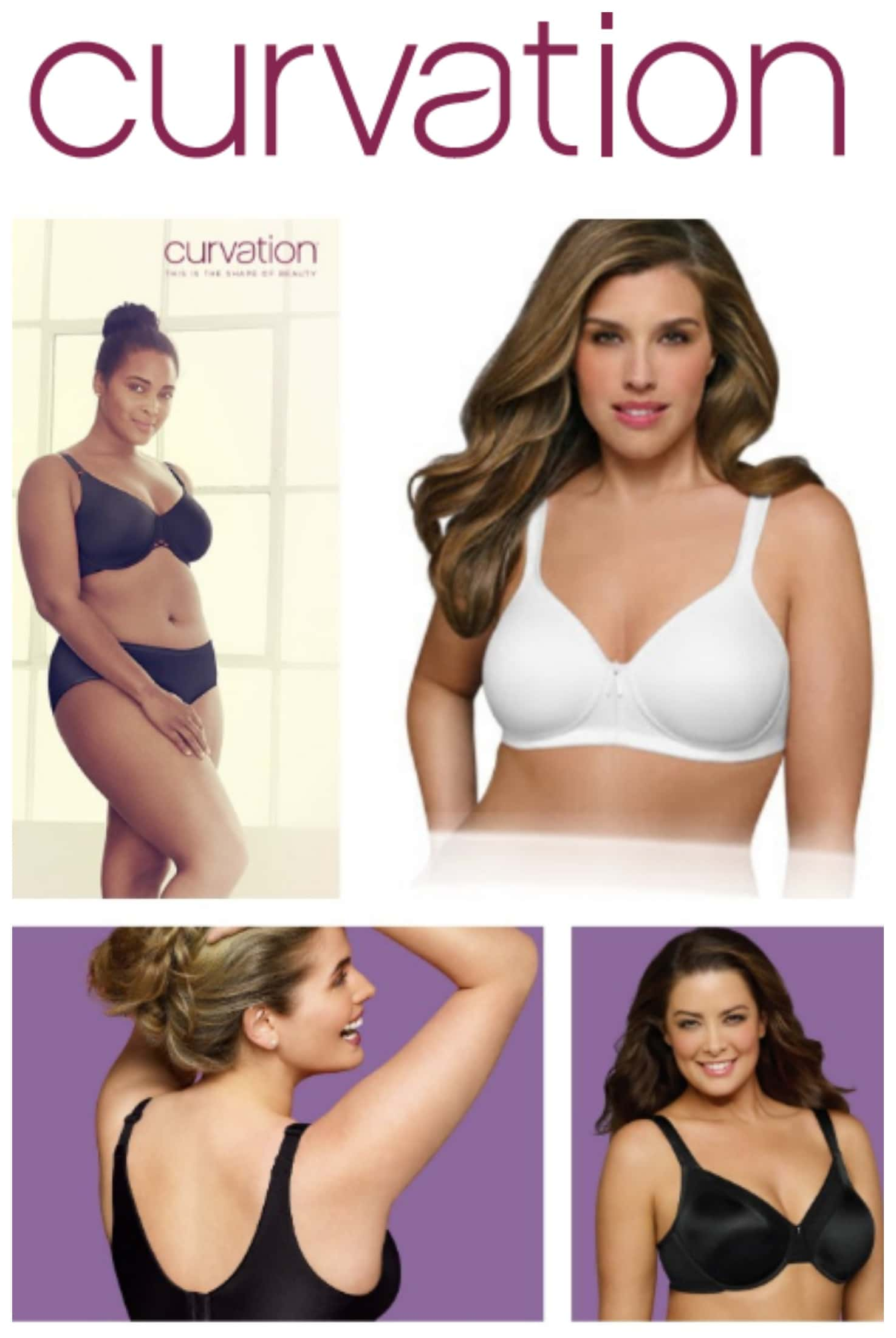 df8a0611d1584 Something Fabulous Is Taking Shape  Curvation Bras - Lady and the Blog