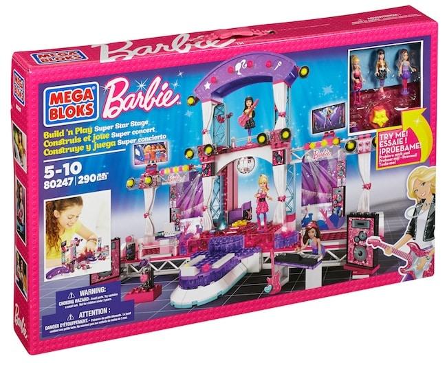 Barbie Mega Bloks 1
