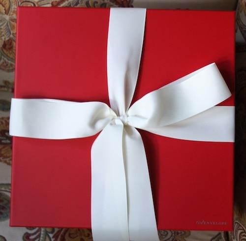 red envelope box