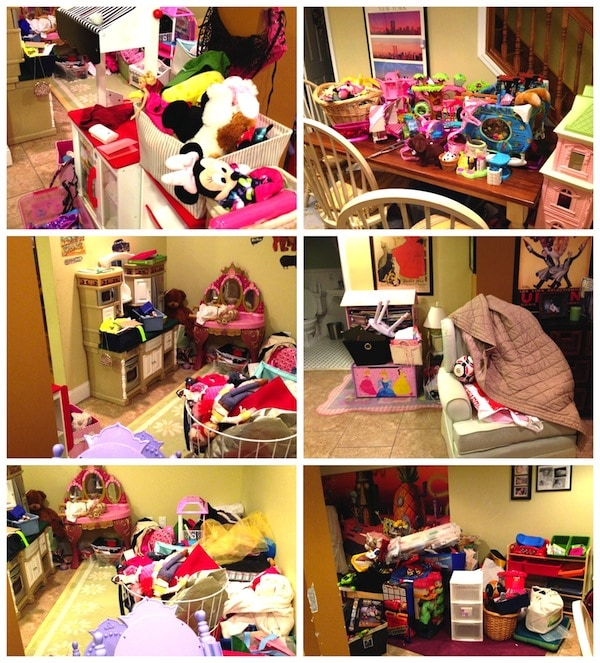 Messy Basement: Embarrassing Look At My Messy Basement And The Start Of A