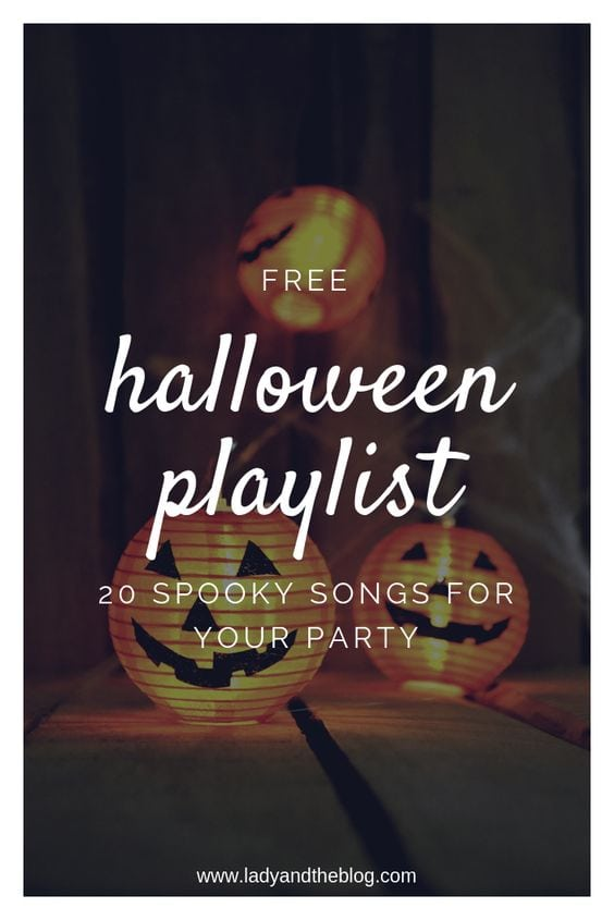 Halloween Music Playlist - Halloween Songs For Kids