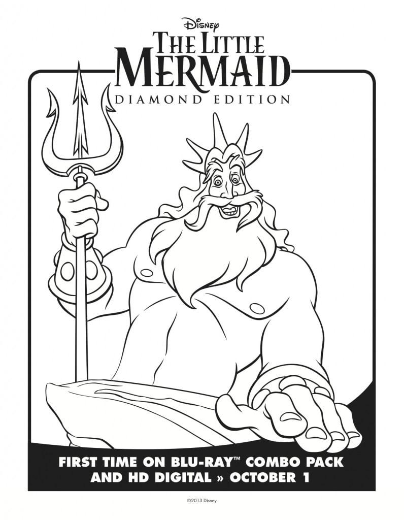 little_mermaid_coloring_sheet