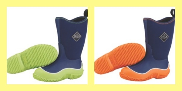 Muck Boot Collage