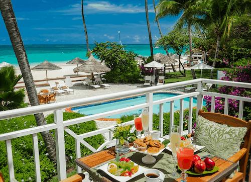 Sandals Grande Antigua Resort & Spa view