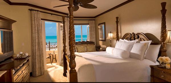 Sandals Grande Antigua Resort & Spa bedroom