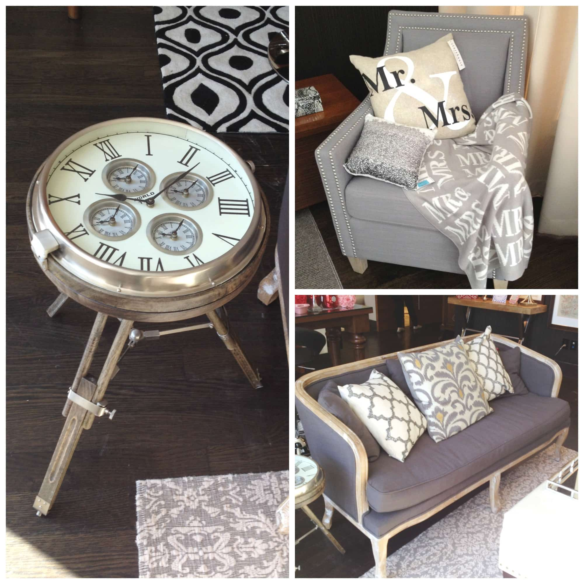 2014 on trend furnishings and home d cor at t j maxx for Trendy home accessories