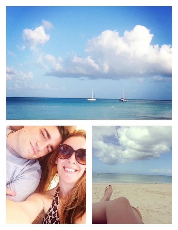 Sandals Antigua Beach