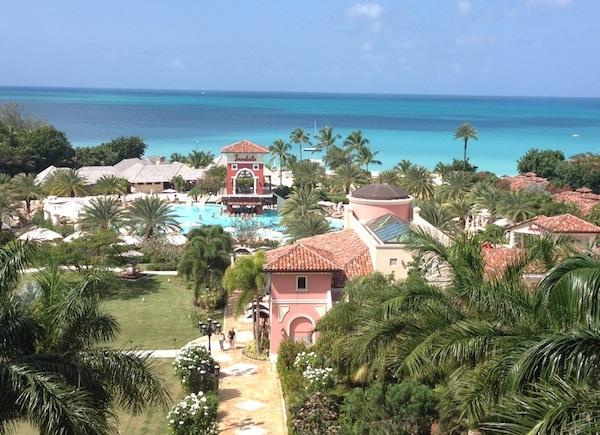 Sandals Grande Antigua Resort & Spa Mediterranean pool