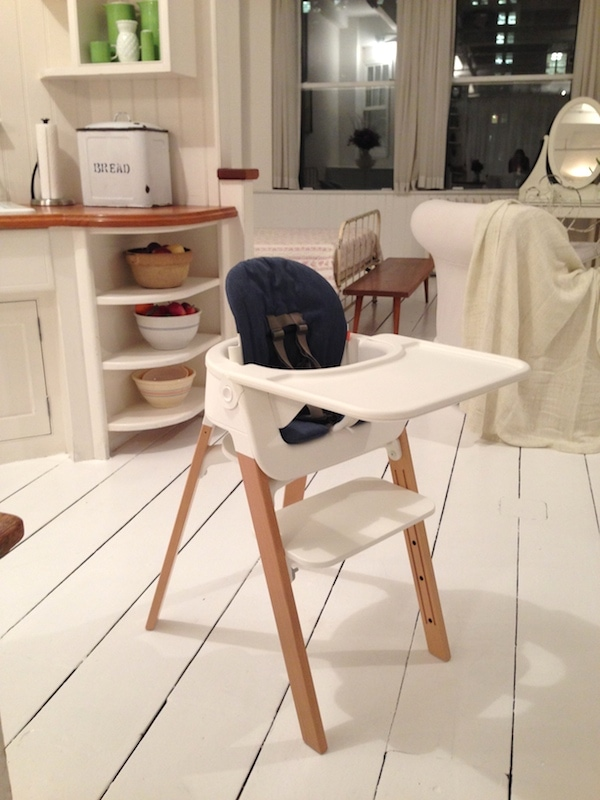 Stokke Steps All In One System The High Chair That Brings