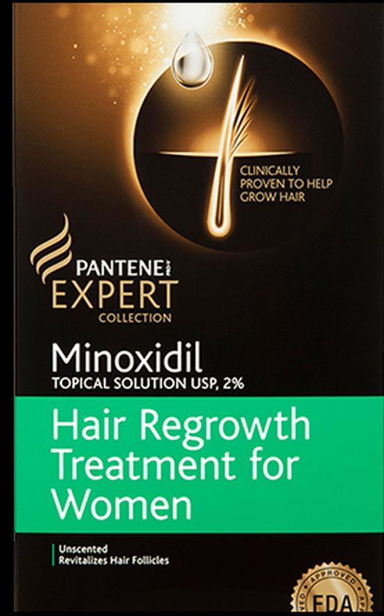 Pantene Expert Hair Regrowth Treatment For Women
