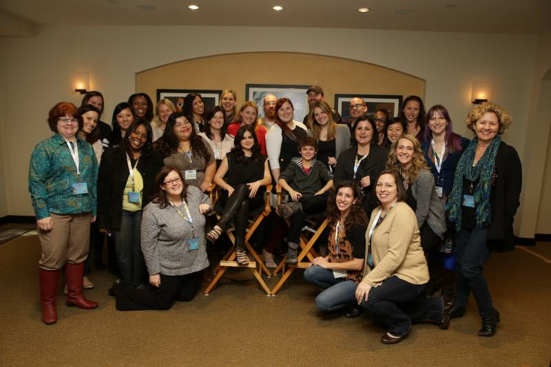 Interview With The Cast Of Mr. Peabody & Sherman Plus Ariel Winters Pics