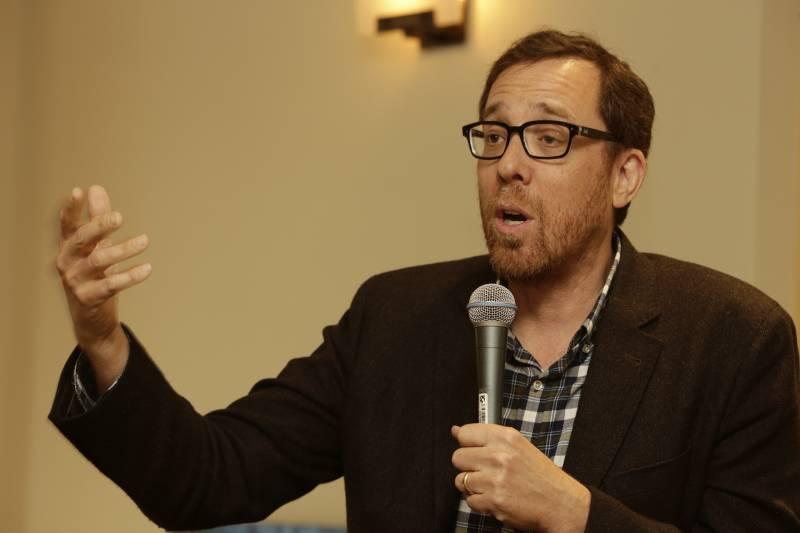 The Director of Mr. Peabody & Sherman, Rob Minkoff,