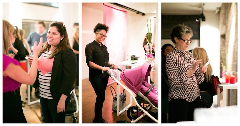 Britax Affinity Stroller NYC Launch Party