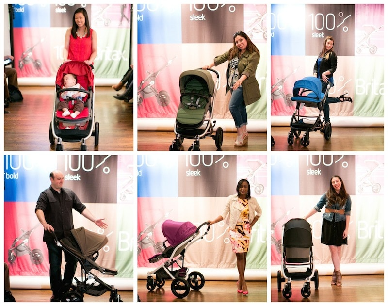 Introducing the Britax Affinity Stroller In NYC To Top Parenting Bloggers