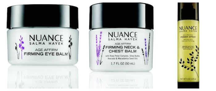 Nuance Salma Hayek Spring Preview - Exclusively Available At CVS