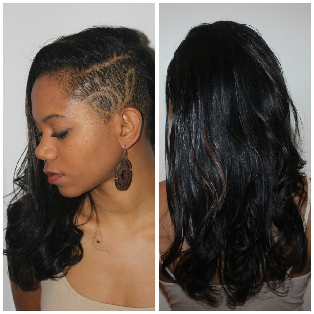 Motions For Natural Hair Heat Styled