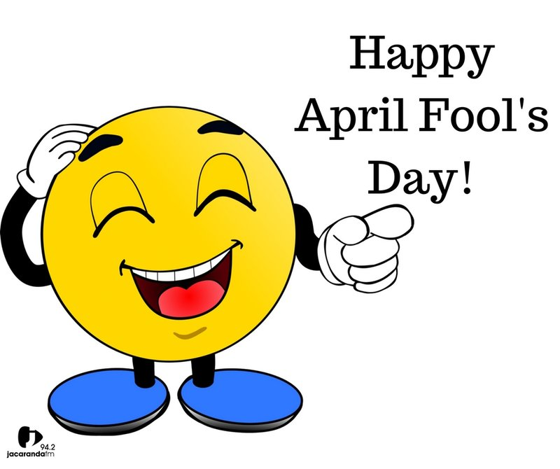 April Fool's Pranks