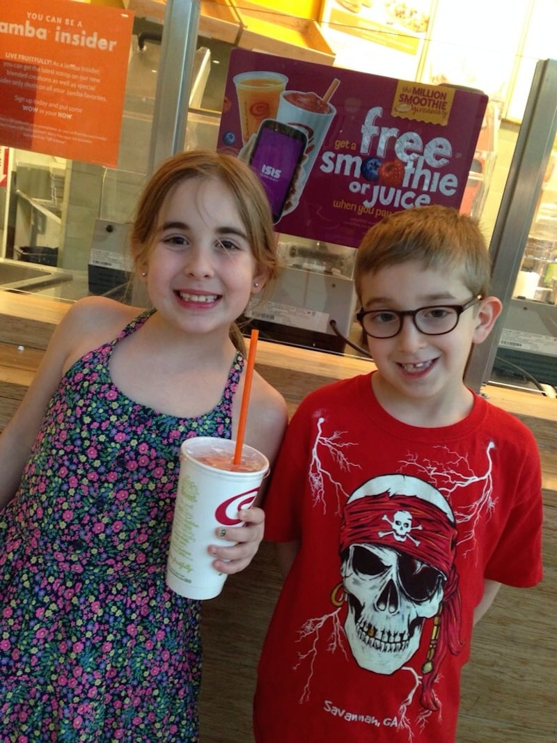 Get A Free Jamba Juice Smoothie Or Juice From Jamba Juice A Day