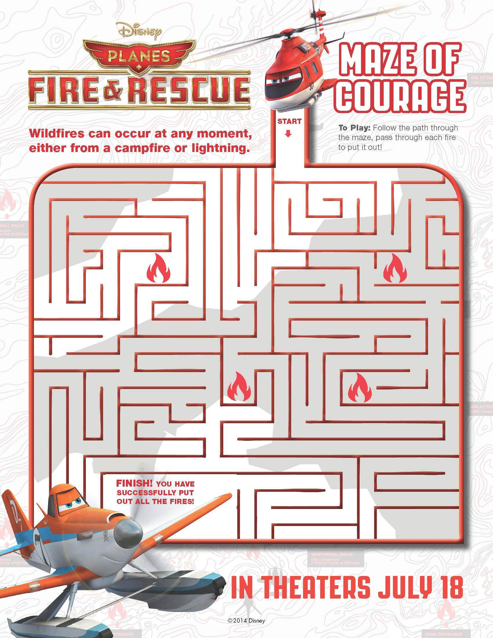 Disney's Planes Fire & Rescue Free Downloads And ...