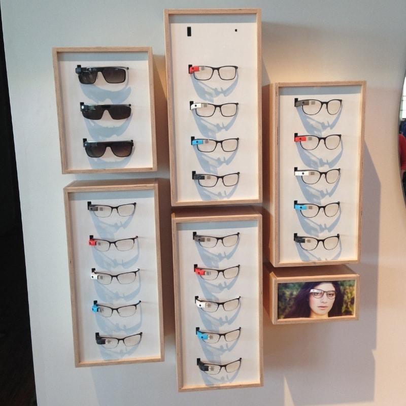 Different Styles Of Google Glasses Available