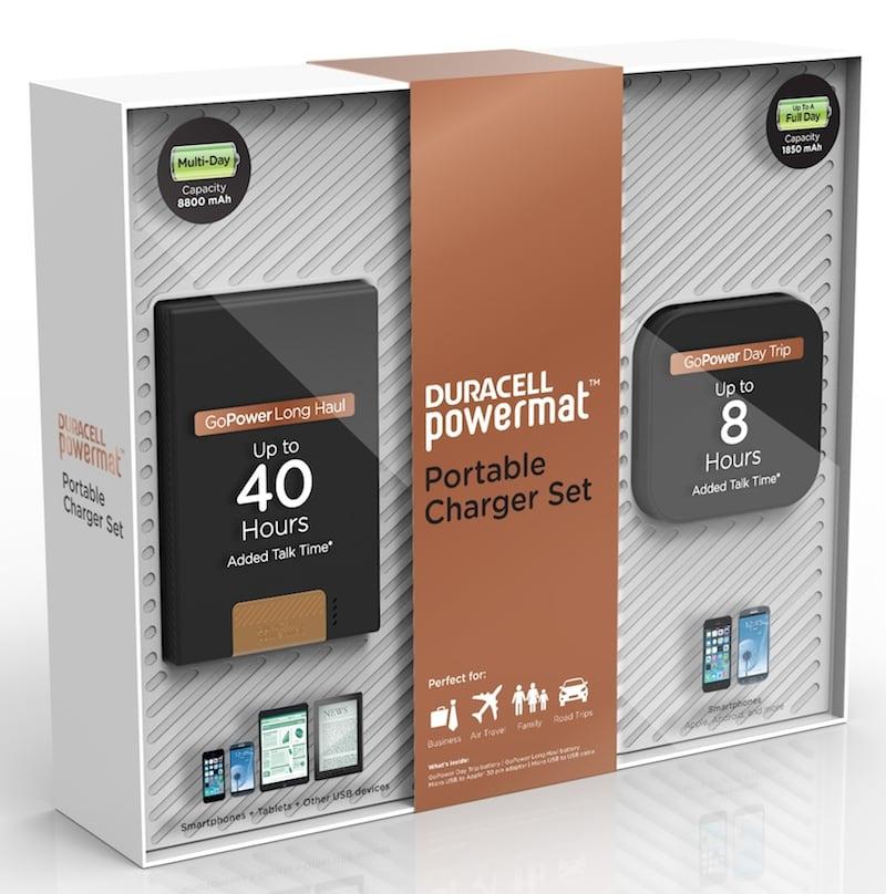 DPM_Portable Charger Set