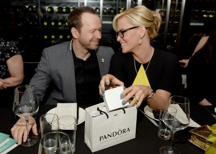 Pandora Jewelry Presents A Pre- Mother's Day Dinner With Jenny McCarty And Friends