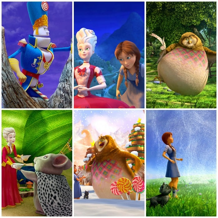Legend of Oz Collage 5-14