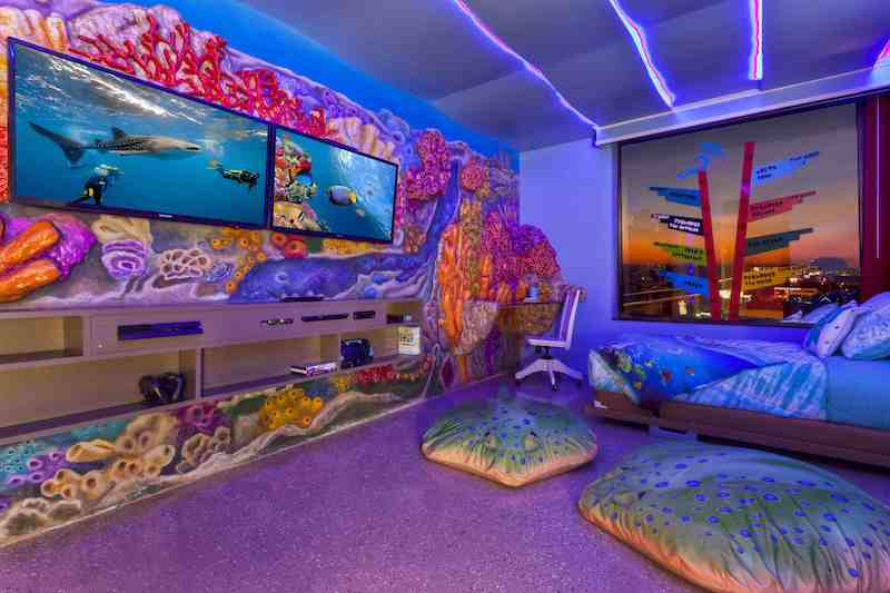 Omni Hotel San Antonio Kid S Suite With Aquatica Theme