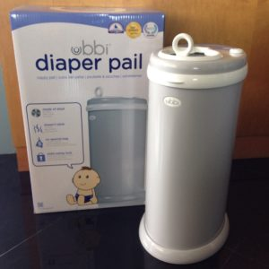 Ubbi Diaper Pail Is Anything But Stinky