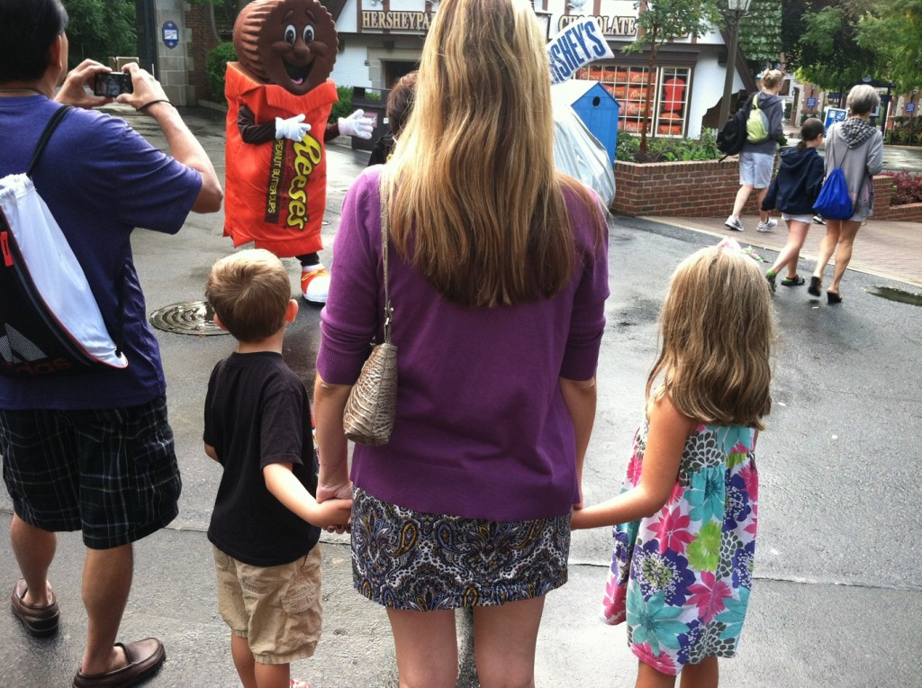 Hershey Park with Kids
