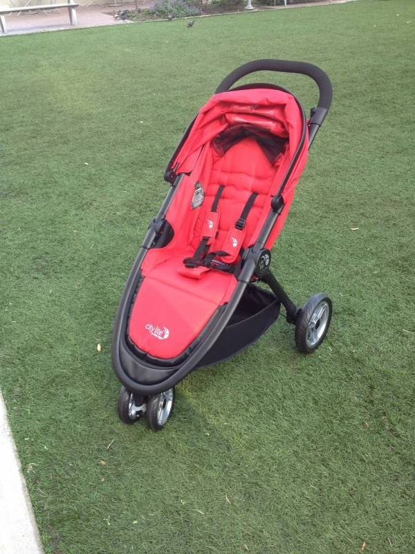 easy folding stroller for jogging