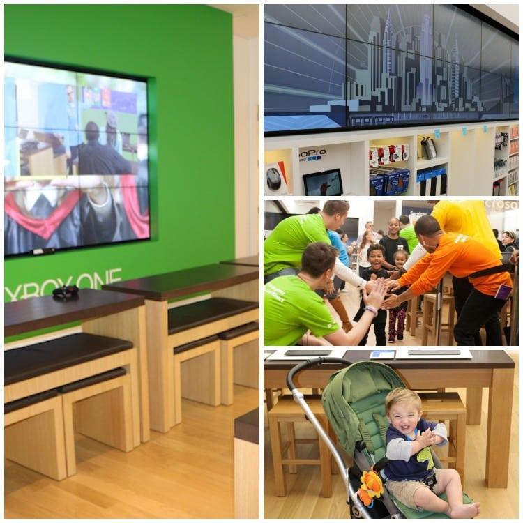 NY Long Island Microsoft Store