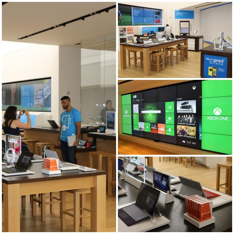 MS Store Design